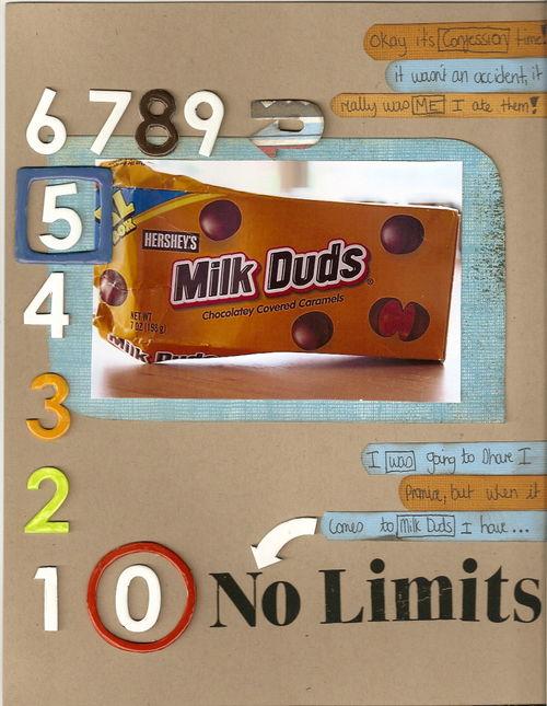 Milk duds (2)